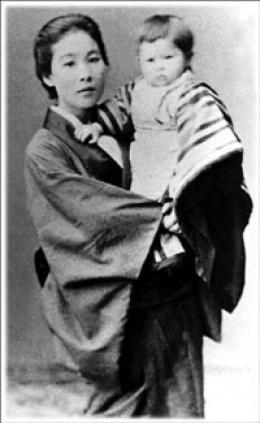Нашлась японская внучка Дмитрия Менделеева