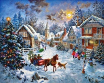 Главные русские новогодние традиции