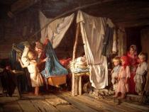 «Детские» русские традиции