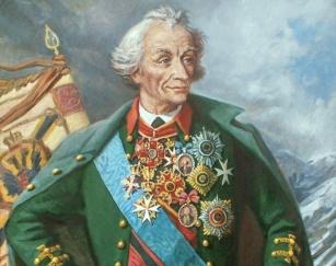 Сколько русской крови было в полководце Суворове