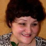 День рождения  Татьяны Поповой