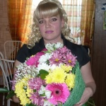 День рождения  Василины Кузьминой