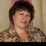 День рождения  Ольги Александровой